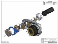 Cnw Electric Starter With Alternator